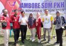 Jambore PKH Bengkulu Berlangsung Meriah